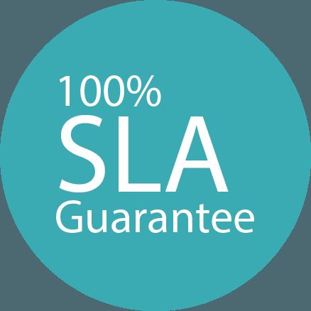 Gwarancja jakości usług SLA - 100% dostępność?